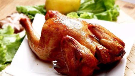 教你傻瓜式的奥尔良烤鸡做法,不会做饭的也能学会