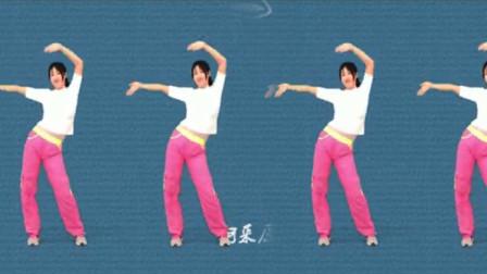 点击观看《阿采广场舞《没钱的日子》简单又动感减肥瘦身操》