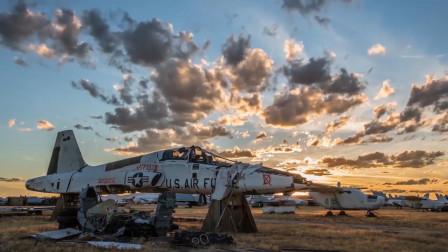 美国最大的飞机坟墓,我国也有类似的,但大部分都能作战?