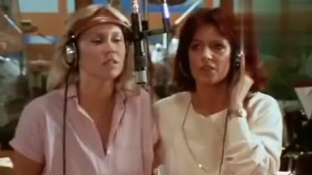 瑞典国宝级乐队ABBA经典神曲《Gimme Gimme Gimme》,百听不厌!