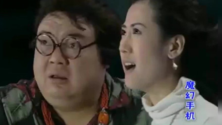 魔幻手机:美女让猪八戒带她去月亮上,猪八戒:太冷清了,美女:你怕见嫦娥吧!