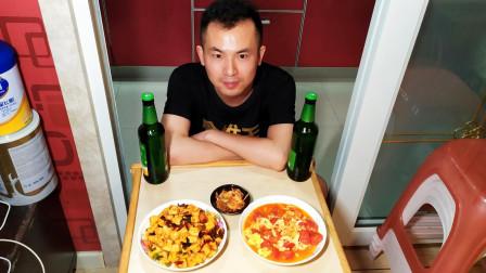 晚餐麻婆豆腐+苜蓿柿子,老男孩引领音乐美食风暴,心已先醉