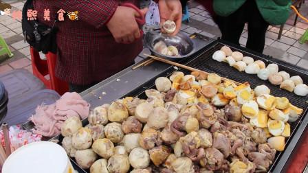 """神奇的""""忘蛋"""":看淮南大媽如何制作一道獨一無二的淮南特色美食"""
