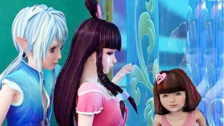 精灵梦叶罗丽:王默怀孕竟然落泪,生的小孩太丑水王子躲身后!