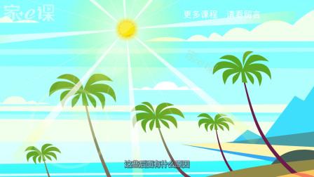 小学生课外常识阅读小动画:天文知识系列之地球(三)冷热