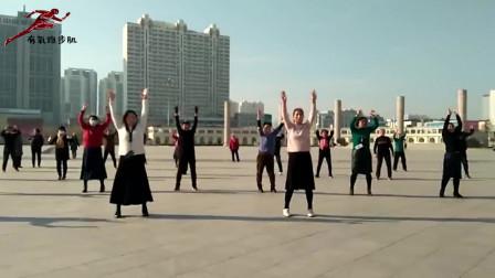 最新流行《32步广场舞》,动作简单潮流,歌曲动感