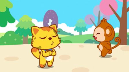 貓小帥故事公益短片之言談舉止不粗俗