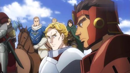 """Overlord:骨王最强的超位魔法,一招""""虐杀""""7万王国军队,场面震撼!"""
