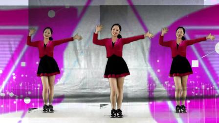 动感时尚健身舞《红红的蝴蝶结》醉人的歌曲柔美的舞蹈!