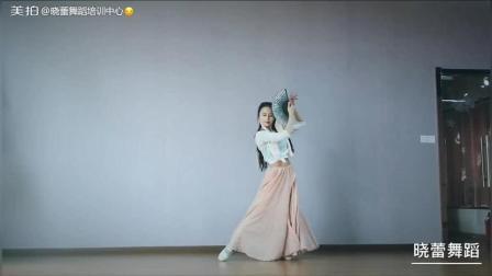 热门歌曲《出山》的舞蹈