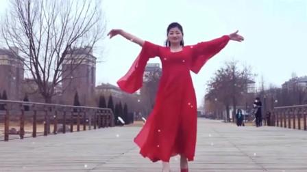 最唯美的广场舞£¬此女不应在人间啊£¡