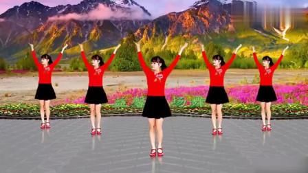 广场舞歌曲优美£¬舞步简单时尚£¬一学就会£¡