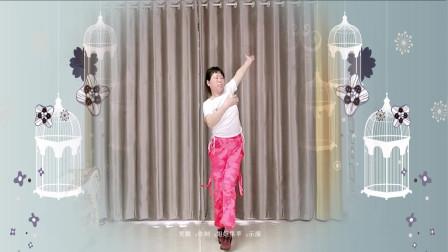 广场舞【爱不起DJ】动感健身好看又好学