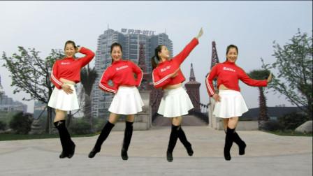 经典老歌广场舞《兵哥哥》经典红歌新跳,节奏欢快,好听又好看