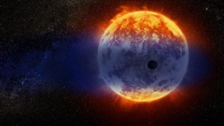 """宇宙中发现""""热海王星"""",将被它的恒星蒸发!还是我们的太阳好!"""