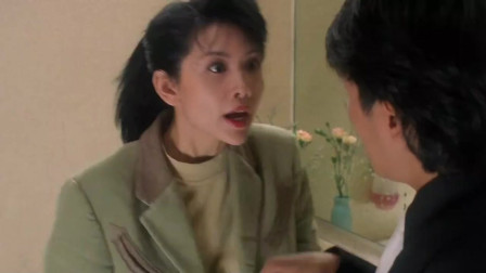 王晶设计忽悠星爷上女厕所    结果意想不到    搞笑    粤语原声
