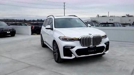 宝马全新大七座豪华SUV,2019款宝马X7xDrive40i进来了解下视频