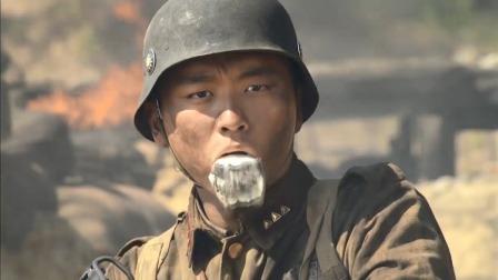 日军用俘虏做肉盾前进,自己则龟缩在后面,这让战士们怎么打啊!
