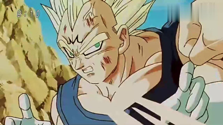 孙悟空:我要拿出最强力量!贝吉塔:厉害,已经超越当年悟饭了