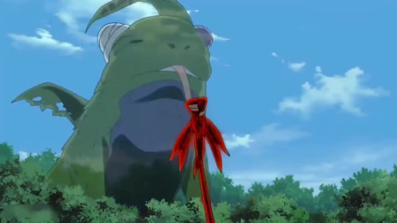 火影忍者:一招杀死佩恩六道中的两个的还有谁,六尾人柱力羽高忍术之览!