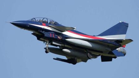 歼10刚飞抵巴基斯坦,印度大批战机飞向边境