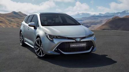 2019款丰田卡罗拉Corolla详细的视频