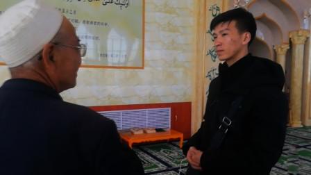 丰存杰:旅游宁夏 逛银川清真寺 回族文化还是要懂一点
