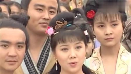 《刘三姐》龙城歌会选段,刘三姐和歌友对歌,真好