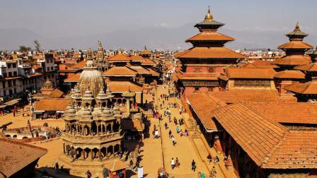 亚洲小城连高楼都没有,却有2700多座寺庙,走5步就能遇到一座!