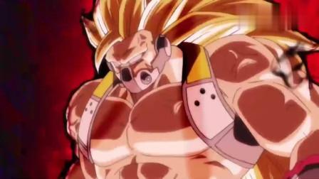 超龙珠英雄:堪巴大战吉连未分胜负,堪巴被强制传送至第3宇宙!
