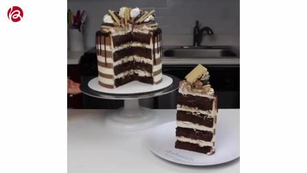 """英国面包师烘焙""""黑暗蛋糕"""",造型奇特不敢吃"""