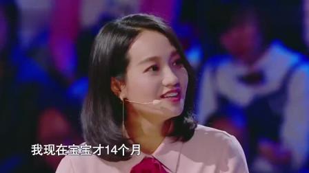 """蔡家的名人不是蔡国庆?父子二人台上""""争论"""",瞬间变相声哈哈!"""