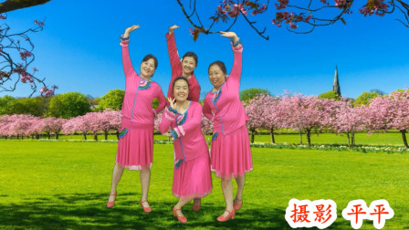 三姐妹跳唯美形体舞¡¶红枣树¡·歌好听舞好看