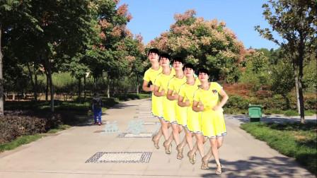32步广场舞精选《远走高飞》音乐好听舞好看易学