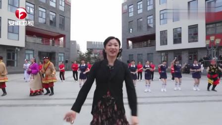 一起来跳舞:金星王广成引领时尚大秀广场舞,莺歌燕舞春满人间!