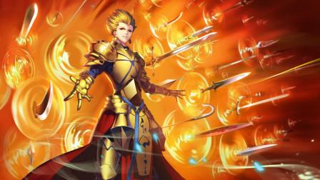 【吉尔伽美什·人物志】:王来承认,王来允许,王来背负整个世界