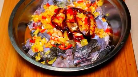 美食分享,田鸡最好吃的做法,上手简单,特别的下饭,一个人吃了一大盘