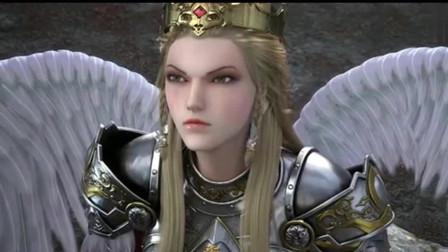 雄兵连:彦独自离去,她虽然打败若宁,但她却一点也高兴不起来!