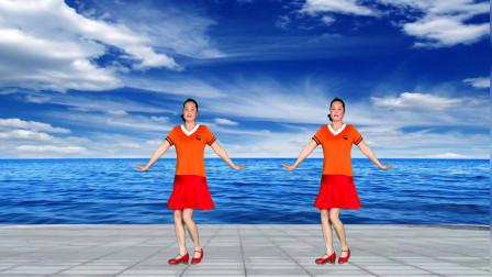 广场舞《东南西北风》,经典老歌好听好看