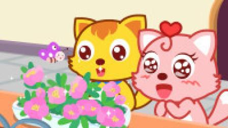 猫小帅故事为什么花有香气