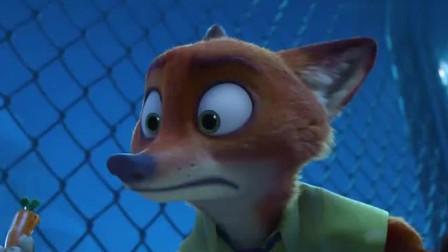 疯狂动物城 : 身为兔子的朱迪警官打洞速度,比狐狸翻墙快多了!