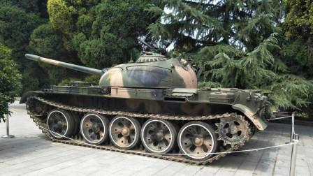 中国坦克领域的基石,服役了快60年,至今仍不退役