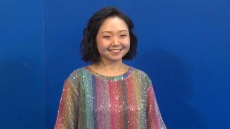 现场:辣目洋子助阵上海时尚周末 分享个人时尚态度
