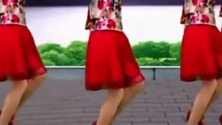 情歌广场舞,舞步轻扬,动作优美接地气,简单易学