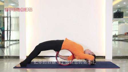 惠子的瑜伽課程:教大家如何練習瑜伽的肩倒立,適合失眠的朋友喲。