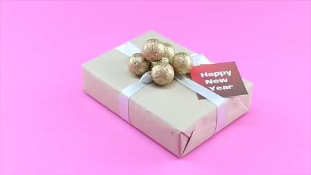 7个礼物包装的方法!圣诞礼物必备技巧,现在学起来还不迟!-