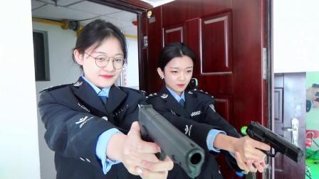 A021《缉毒女警6》HD19.01.24法制微电影片段