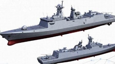 不甘被超越!美新护卫舰重装上阵,军迷:给我们提了个醒