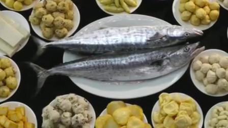 舌尖上的美食:正宗阳江鱼面,每一根都是鱼肉的鲜甜,惹人垂涎!
