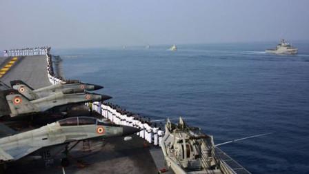 印度海上围堵战术奏效,巴铁海军取消来华阅兵